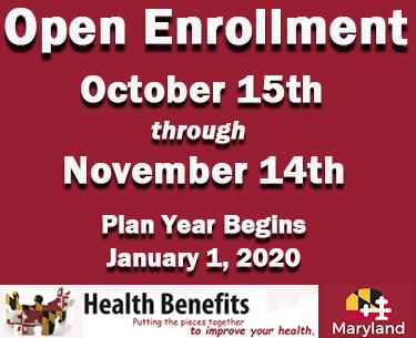 Open Enrollment, Oct 15 - Nov 14th, Plan Year Begins, Jan 1, 2010