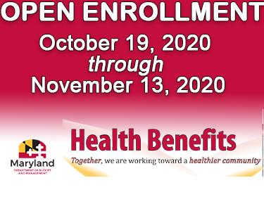 Open Enrollment, Oct 19 through Nov 13, click on image for additional details
